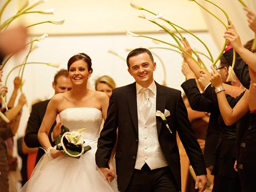 Einmarsch des Brautpaares, Hochzeits DJ
